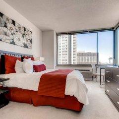 Отель Global Luxury Suites at Columbus комната для гостей фото 4