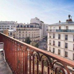 Отель Hôtel De Venise балкон