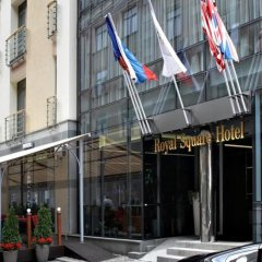 Royal Square Hotel & Suites Рига спортивное сооружение