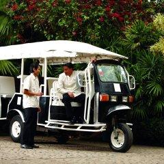 Отель Belmond La Résidence Phou Vao городской автобус