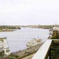 Отель Scandic Sjöfartshotellet балкон