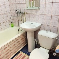 Гостиница Lyublinskaya Apartrments в Москве отзывы, цены и фото номеров - забронировать гостиницу Lyublinskaya Apartrments онлайн Москва ванная фото 2