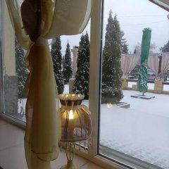 Гостиница Старый Замок Львов балкон