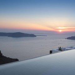 Отель Grace Santorini Греция, Остров Санторини - отзывы, цены и фото номеров - забронировать отель Grace Santorini онлайн бассейн