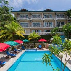 Отель Patong Rai Rum Yen Resort бассейн фото 3