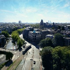Отель Park Centraal Amsterdam балкон