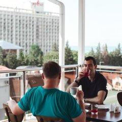 Гостиница Олимпия Адлер в Сочи 2 отзыва об отеле, цены и фото номеров - забронировать гостиницу Олимпия Адлер онлайн балкон