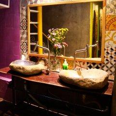 Gaia Hostel Далат ванная