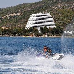 Отель Palm Wings Ephesus Beach Resort Торбали приотельная территория
