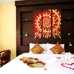 Курортный отель Amantra Resort & Spa сейф в номере
