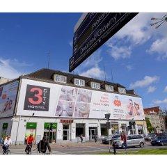 Отель 3City Hostel Польша, Гданьск - 5 отзывов об отеле, цены и фото номеров - забронировать отель 3City Hostel онлайн спортивное сооружение