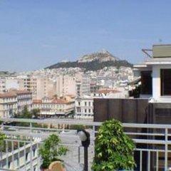 Economy Hotel балкон