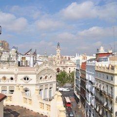 Отель Sweet Hotel Continental Испания, Валенсия - отзывы, цены и фото номеров - забронировать отель Sweet Hotel Continental онлайн балкон