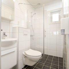 Отель Birkebeineren Apartments Норвегия, Лиллехаммер - отзывы, цены и фото номеров - забронировать отель Birkebeineren Apartments онлайн ванная