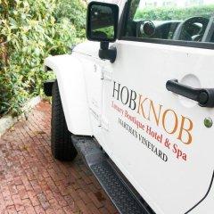 Отель Hob Knob Эдгартаун городской автобус