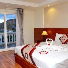 Отель Verano Hotel Вьетнам, Нячанг - отзывы, цены и фото номеров - забронировать отель Verano Hotel онлайн комната для гостей фото 3