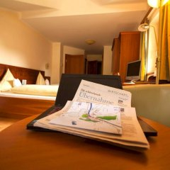 Отель SALLERHOF Грёдиг комната для гостей
