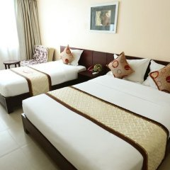 Отель Hue Smile Hotel Вьетнам, Хюэ - отзывы, цены и фото номеров - забронировать отель Hue Smile Hotel онлайн комната для гостей фото 5
