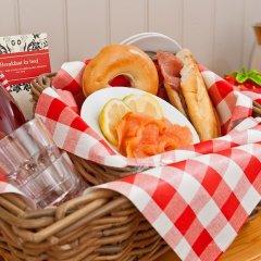 Отель Strawberry Fields Великобритания, Кемптаун - отзывы, цены и фото номеров - забронировать отель Strawberry Fields онлайн питание