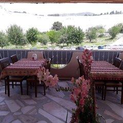Alida Hotel Турция, Памуккале - отзывы, цены и фото номеров - забронировать отель Alida Hotel онлайн балкон