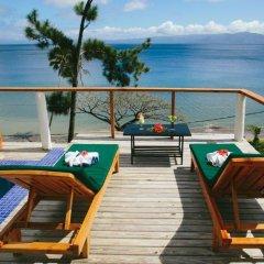 Отель Daku Resort Савусаву приотельная территория фото 2