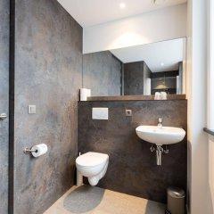 Отель Central Бельгия, Брюгге - отзывы, цены и фото номеров - забронировать отель Central онлайн ванная