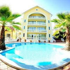 Гостиница Медовая бассейн фото 3