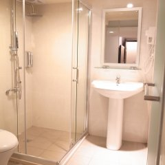 Ecfa Hotel-Ximen Red House Branch ванная