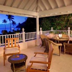 Отель Sugar Beach, A Viceroy Resort балкон