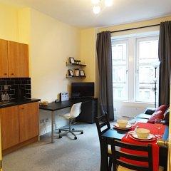 Апартаменты CDP Apartments Kelvinhall Глазго удобства в номере