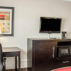 Отель Comfort Inn North Conference Center удобства в номере фото 2