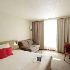 Отель Novotel Torino Corso Giulio Cesare Италия, Турин - 1 отзыв об отеле, цены и фото номеров - забронировать отель Novotel Torino Corso Giulio Cesare онлайн комната для гостей фото 3