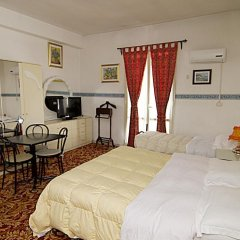 Hotel Chopin Фьюмичино в номере