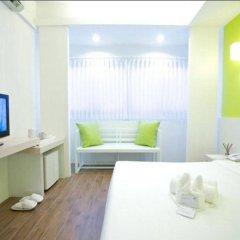Отель Budacco Таиланд, Бангкок - 2 отзыва об отеле, цены и фото номеров - забронировать отель Budacco онлайн комната для гостей