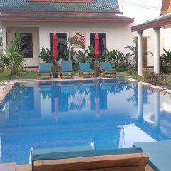 Отель Villa Angelica Phuket - Baan Malinee бассейн