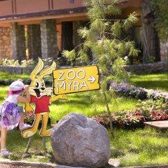Отель Marti Myra с домашними животными