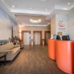 Rimonim Tower Ramat Gan Израиль, Рамат-Ган - 1 отзыв об отеле, цены и фото номеров - забронировать отель Rimonim Tower Ramat Gan онлайн интерьер отеля фото 3
