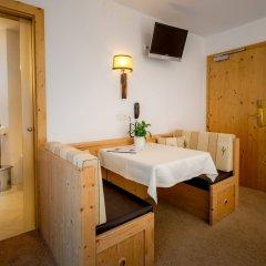 Отель Pension Restaurant Rosmarie Горнолыжный курорт Ортлер комната для гостей фото 4