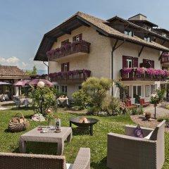 Отель Angerburg Blumenhotel Аппиано-сулла-Страда-дель-Вино бассейн фото 2