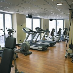 Gran Hotel Sol y Mar (только для взрослых 16+) Кальпе фитнесс-зал