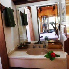 Отель Beachcomber Island Resort Фиджи, Остров Баунти - отзывы, цены и фото номеров - забронировать отель Beachcomber Island Resort онлайн ванная фото 2