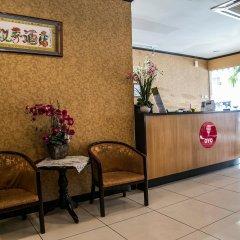 Отель OYO 151 Twin Hotel Малайзия, Куала-Лумпур - отзывы, цены и фото номеров - забронировать отель OYO 151 Twin Hotel онлайн интерьер отеля
