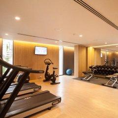 Отель Ad Lib фитнесс-зал