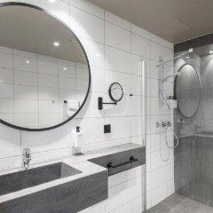 Отель Scandic Sjølyst Норвегия, Осло - отзывы, цены и фото номеров - забронировать отель Scandic Sjølyst онлайн ванная