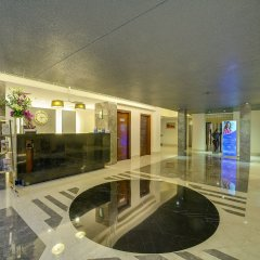 Отель The Muse Sarovar Portico - Nehru Place Индия, Нью-Дели - отзывы, цены и фото номеров - забронировать отель The Muse Sarovar Portico - Nehru Place онлайн интерьер отеля