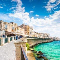 Отель Relax Италия, Сиракуза - отзывы, цены и фото номеров - забронировать отель Relax онлайн приотельная территория фото 2