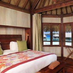 Отель Sofitel Bora Bora Private Island Французская Полинезия, Бора-Бора - отзывы, цены и фото номеров - забронировать отель Sofitel Bora Bora Private Island онлайн комната для гостей