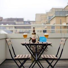 Апартаменты Sweet Inn Apartments Godecharles Брюссель балкон