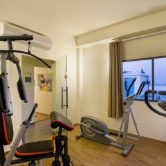 Отель Satori Haifa Хайфа фитнесс-зал