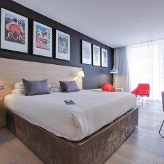 Radisson Blu Hotel, Glasgow комната для гостей